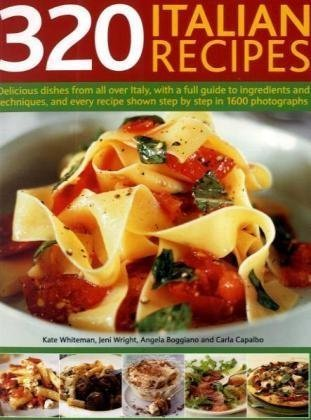 Inspired from 320 Italian Recipes – Kate Whiteman, Jeni wright, Angela Boggiano and Carie Capalbo